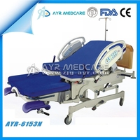 AYR-6153N Hill Rom Electric Obstetric Birthing Bed