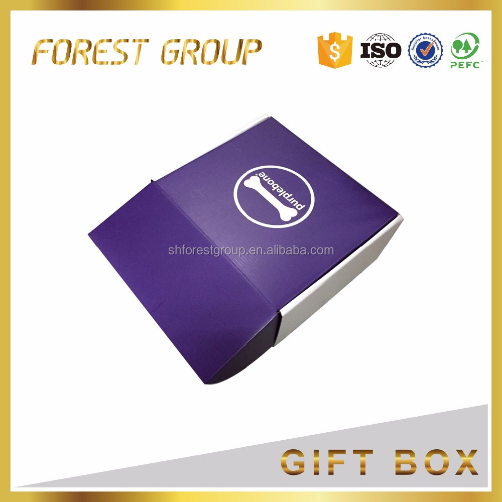 OEM customized loudspeaker paper packaging boxes