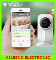 Night Vision Baby Monitor Video TFslot for Android IOS PC Wireless HD IP Camera