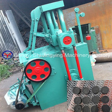 Hydraulic shisha charcoal briquettes machine manufacturing process with lowest price