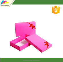 China manufacturer paper mache gift boxes for wholesales