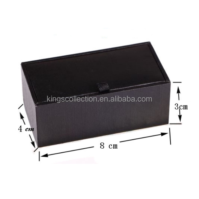 Custom made cufflink boxes Jewelry cases