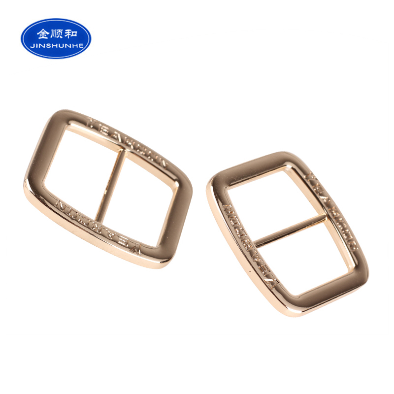 Manufactures Wholesale Custom Cheap metal bag strap fix buckle with good after-sale service