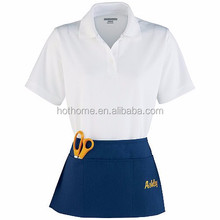 Fast Food Uniforms Restaurant Polo Apron Set Uniforms