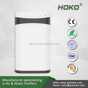 BEST whole hose HEPA air purifier caring children's health top 3 manufacturer in CHINA