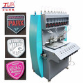 12 color production pvc trademark molding machine dispensing machine