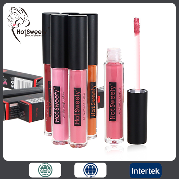 longlasting non-stick cup matte moisturizing liquid lip gloss makeup lips beauty cosmetic custom brand lipgloss