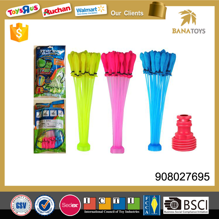 Interesting magic water balloon bunch o balloons