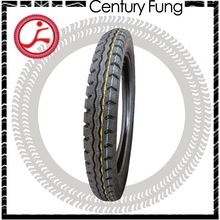 Hot Selling Black Color Motorcycle Tyres 3.00-18