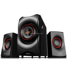 Best quality 2.1 speakers for TV 8 INCH USB 2.1 music room pro use speaker with good sound