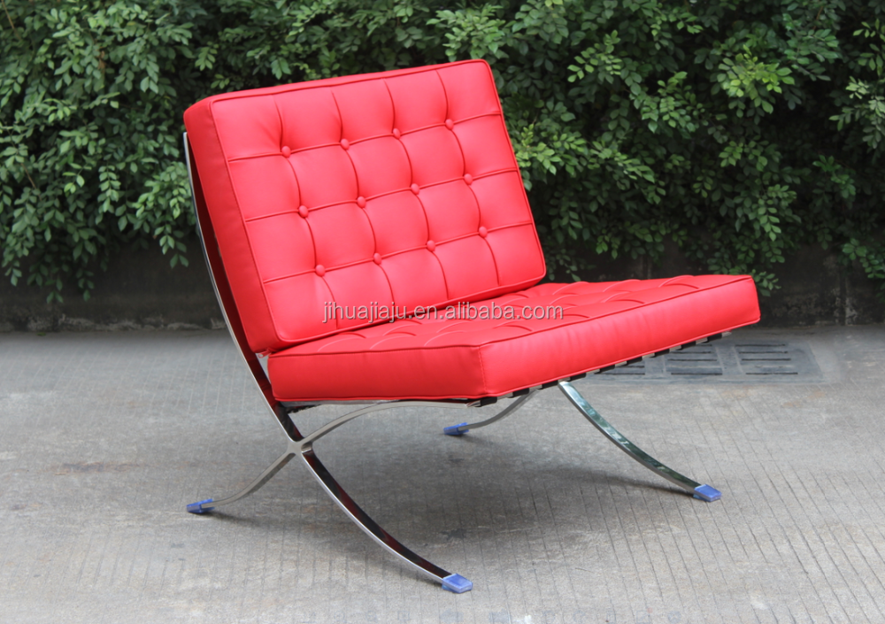 Ludwig Mies Van Der Rohe -Barcelona Chair /livingroom chair one seater