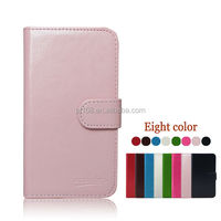 factory price phone cases wallet leather cover case for Coolpad 9070+XO