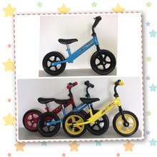 2017 NEW PRODUCT OEM PUSH BIKE KIDS WALKER BICYCLE BALANCE BIKE