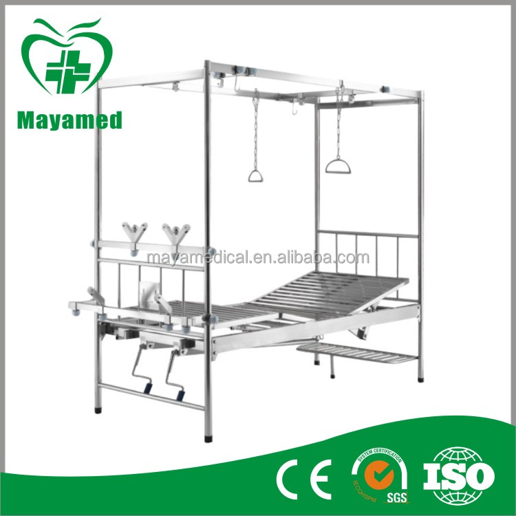 MY-R019 Hospital Two-crank orthopaedics traction bed