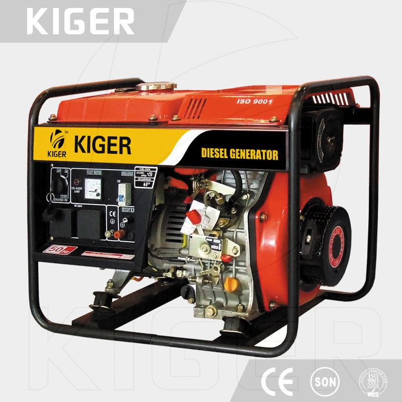 Hot sales! Small generator diesel 3kva with price