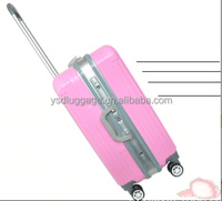 crowns Luggage abs printed hard shell luggage Porcelain crowns Luggage