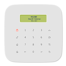 GW-9326 Gingerway wireless smart home automation hub device with GSM alarm function