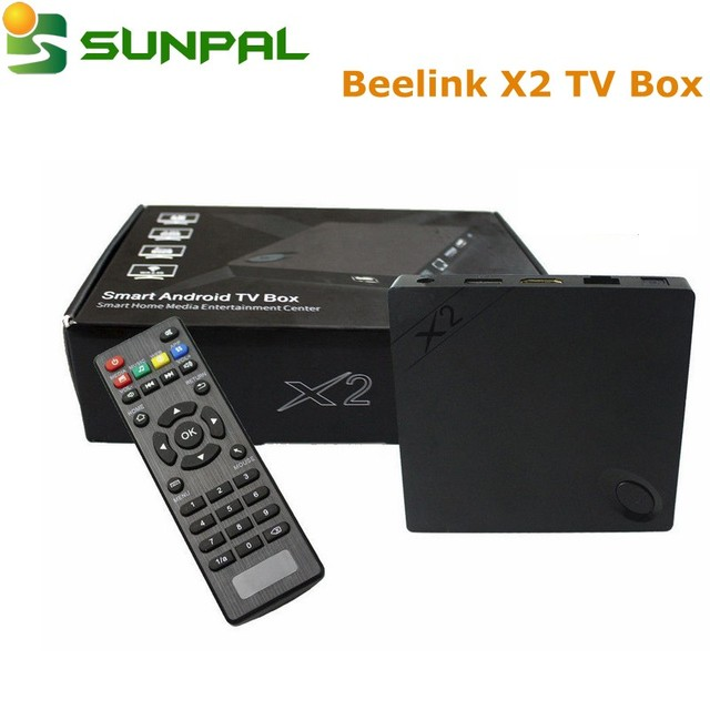 DHL free shipping, cheapest Beelink X2 1GB ram 8GB rom 4k Android 4.4 Quad Core 2.4g Wifi Tv Box X2