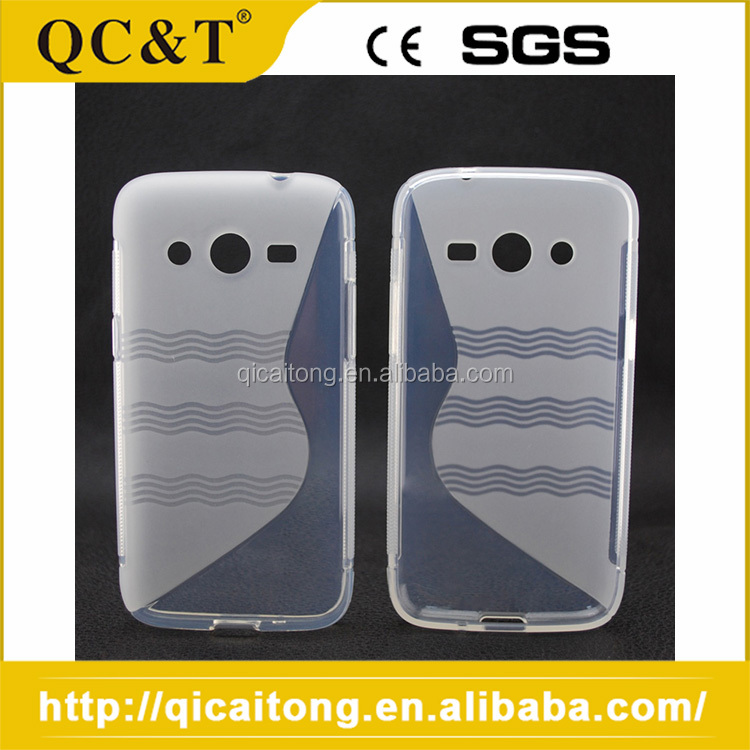 China Suppliers Wholesale Lighter S Line Tpu Phone Case For Samsung I9190