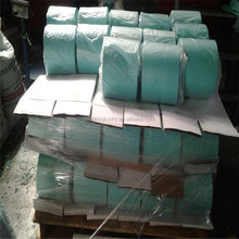 light green silage film for hay bale, haylage bag for UK