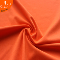 Moisture Wicking Polyester Fabric For Making Sportswear