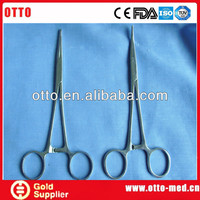 Stainless steel straight peon forcep