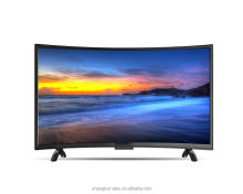 China led tv curved screen 32inch smart led tv