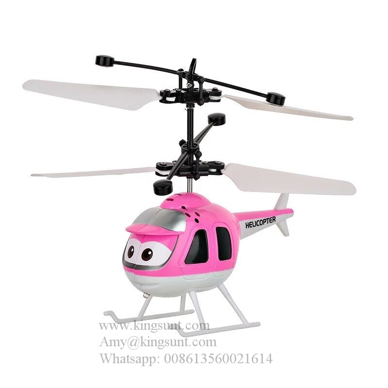 New Toys induction helicopter with light remote control aircraft