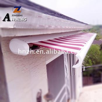 Digital awning for cars asian vertical drop down window popular demands folding arm manual retractable with Rohs