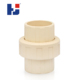 HJ CPVC ASTM2846 fiiting water system pipe joint fittings union connector