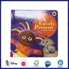 Cartoon picture printing paper children book