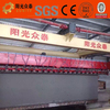 Top level of Sunite aac block making machine/screw conveyor after grinding/jaw crusher