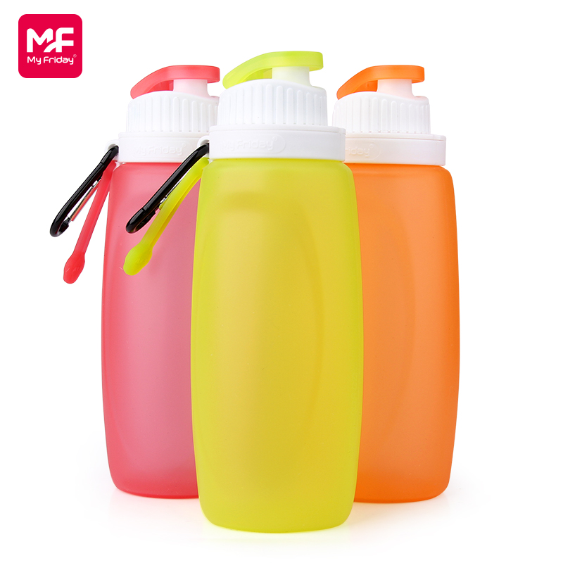 China manufacturer custom high quality silicone flexible pc water bottle regrind