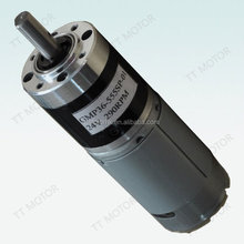 high torque 36mm 12v dc motor 3000rpm for toy car