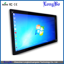 Ultrathin LED smart touch screen 32 inch all in one pc