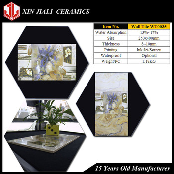 250x400MM WT0035 Ceramic Wall Tile
