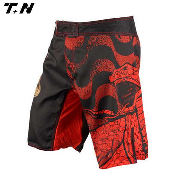 Custom cheap blank mma shorts tonton wholesale mma short