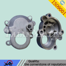 High quality die casting auto spare parts,motorcycle spare part manufacturer