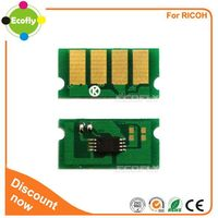 High quality professional wholesale toner chip for ricoh mpc2500