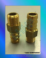 "1/4"" x 9mm Hose Nipple"