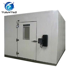 Environment simulation chamber laboratory low temperature walk in cold room