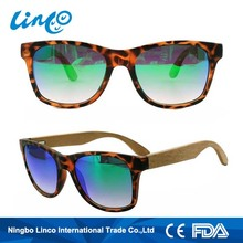 Latest Hot Selling handicrafts wood sunglasses