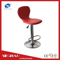 PVC leather swivel chair ,leather bar stool and high bar chair XH-253