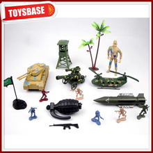 Promotion soldier military toys plastic amy toys plastic toy army soldiers