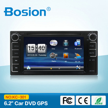 Car DVD Player GPS for Toyota Land Cruiser 200 with bluetooth Radio TV iPod
