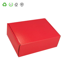 Printed Products Packaging Custom Size Corrugated Laminated Boxes