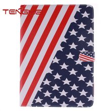 USA flag printing case for Samsung TAB A 9.7 stand cover for Samsung TAB A 9.7 case