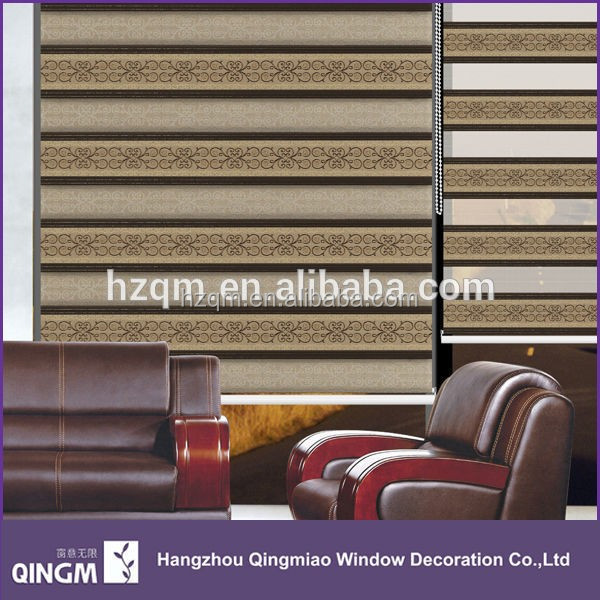 Beautiful Window Blind Roller Decoration/Wholesale Curtains Modern