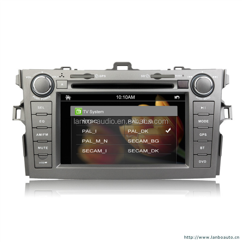 toyota corolla 2004 2006 car dvd gps with built in ipod buy toyota corolla 2004 2006 car dvd. Black Bedroom Furniture Sets. Home Design Ideas