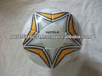 Training top rank soccer ball